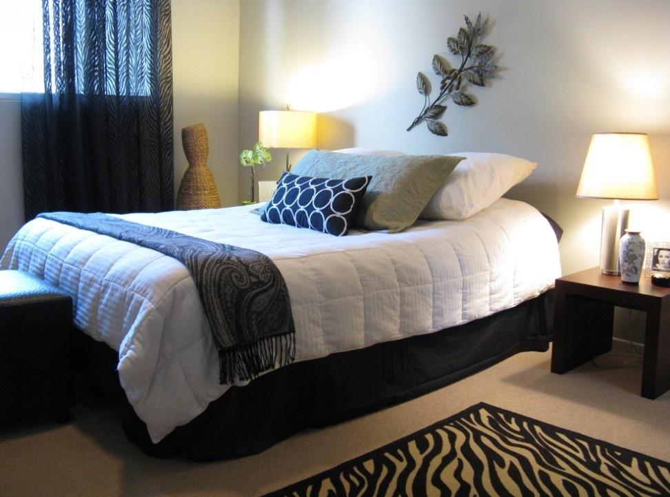 两室一厅卧室装修效果图大全