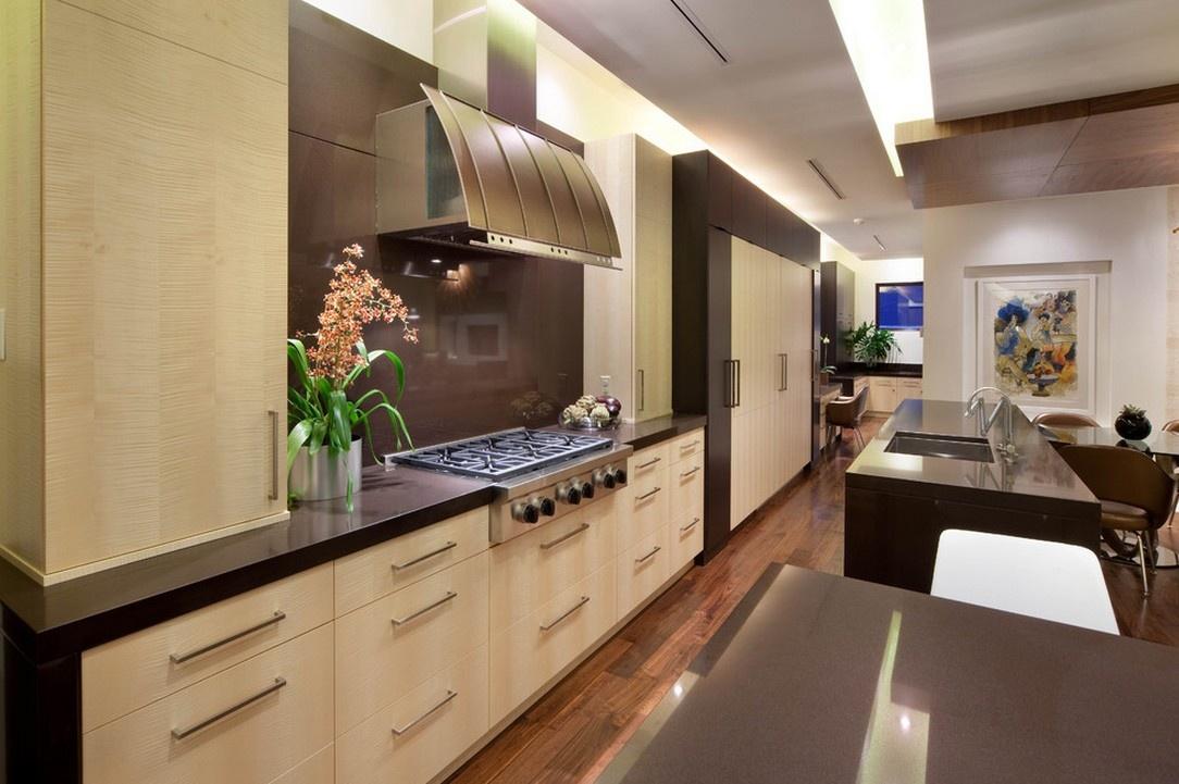 复式楼厨房装修效果图大全2012图片 (4/7)图片