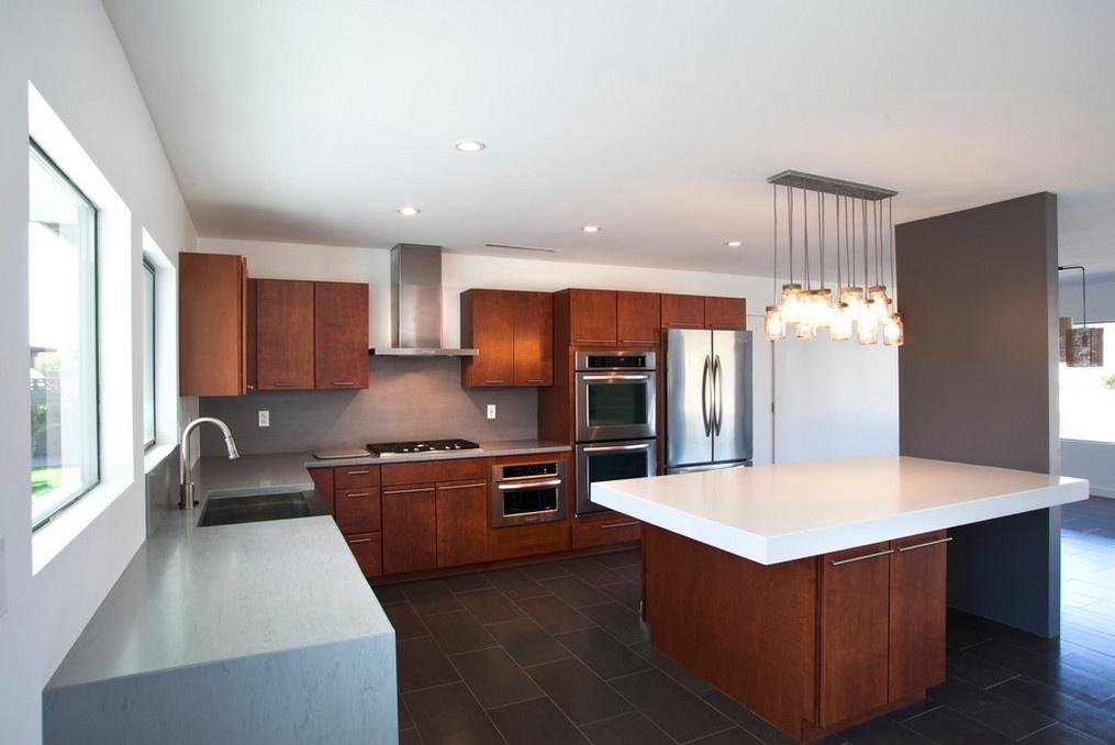 简约别墅图片大全 红木家具厨房橱柜装修效果图