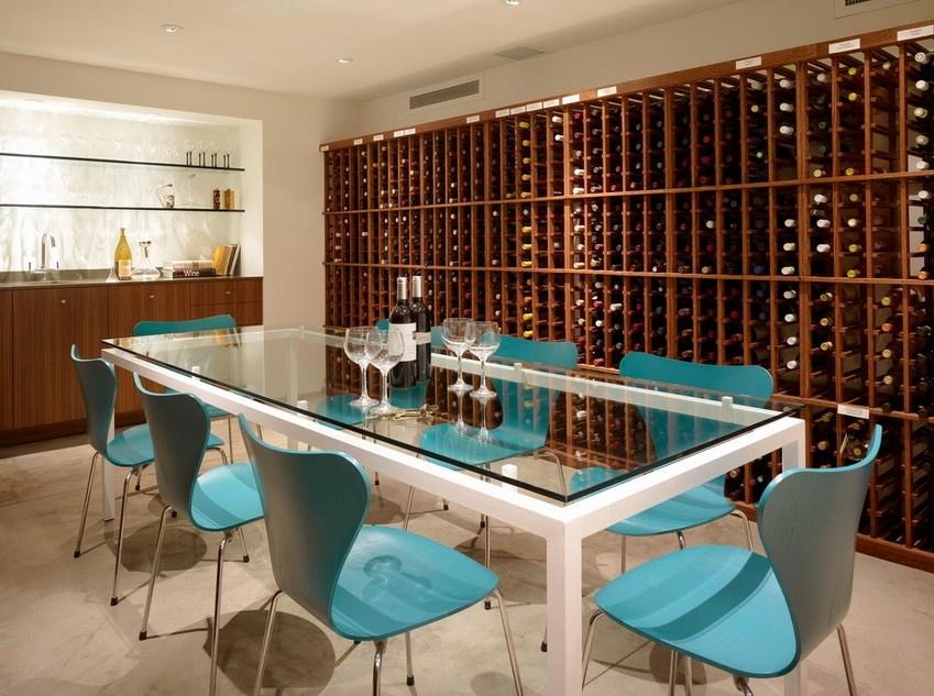 别墅餐厅餐边酒柜图片装修效果图 第2张 家居图库 九正家居网高清图片