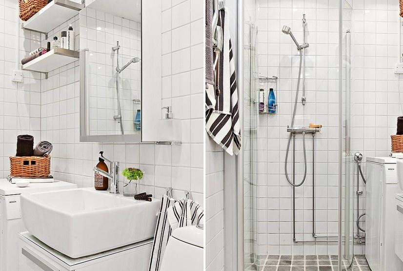 家居图库 北欧风格70平米小户型客厅装修样板间 > 第5张