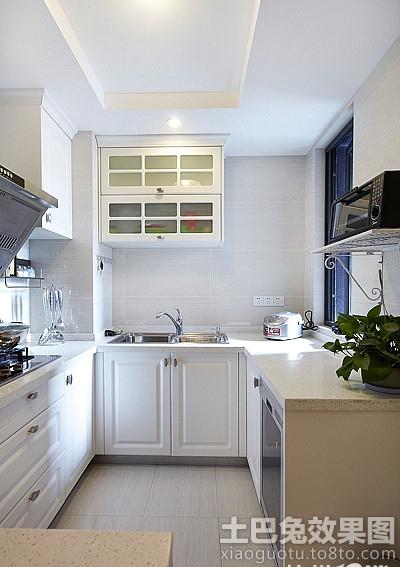 4平米小厨房欧式橱柜图片欣赏装修效果图