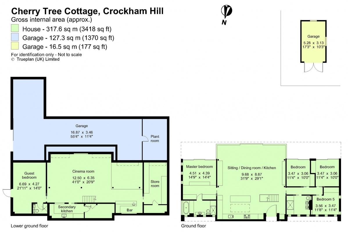 现代别墅设计平面图装修效果图 第10张 家居图库 九正家居网