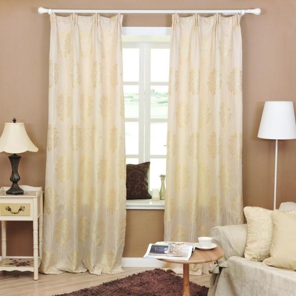 新款客厅窗帘装修效果图  舒适家居生活