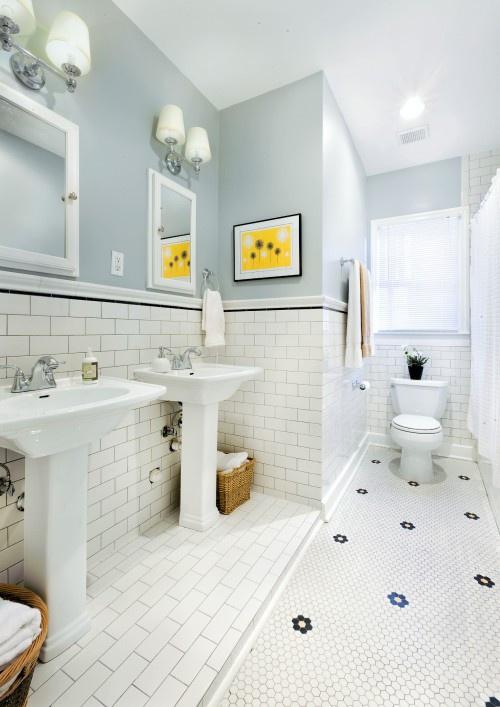长方形小卫生间装修