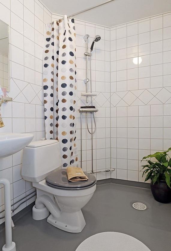 厕所装修效果图  现代风格厕所装修效果图大全