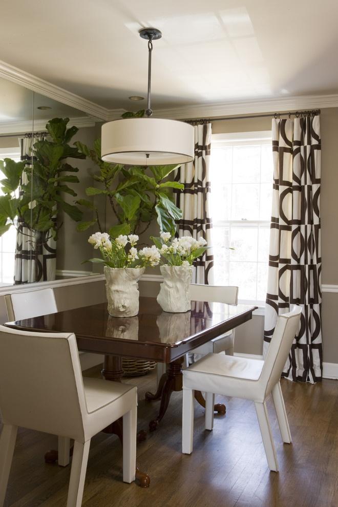 现代风格家居餐厅装修设计图