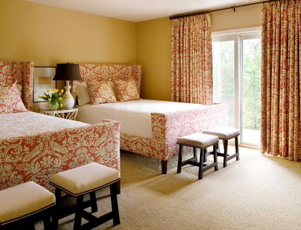 儿童双人卧室装修风格效果图