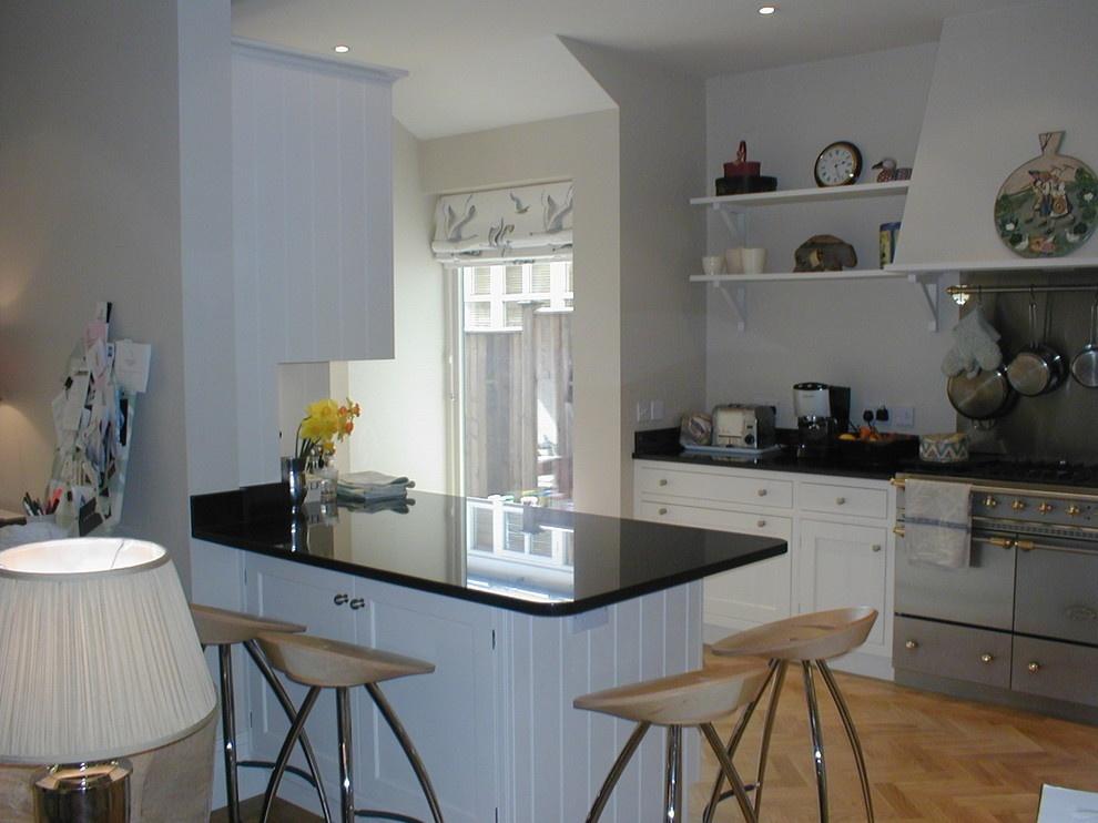 半开放式厨房吧台装修效果图欣赏装修效果图 第7张 家居图库 九正家居网图片