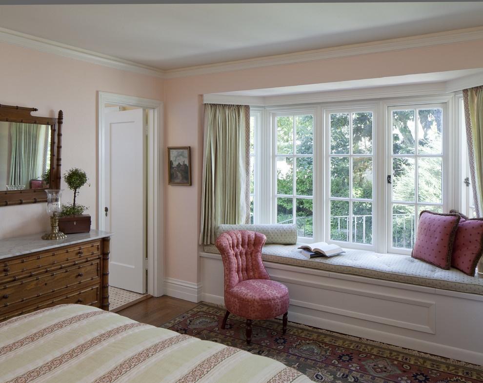 现代卧室飘窗窗帘效果图装修效果图_第6张 - 家居图库