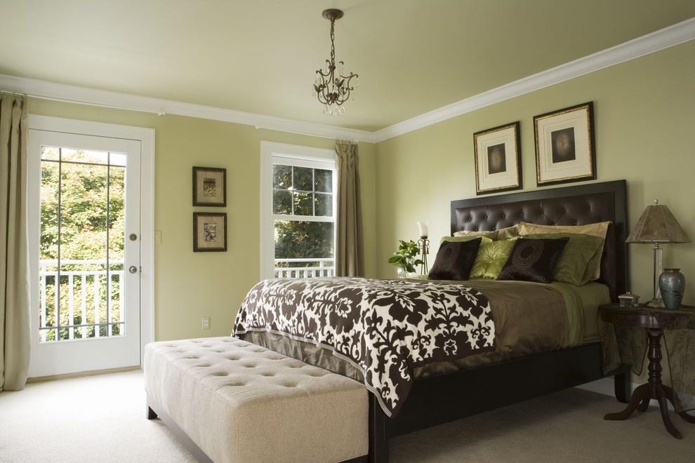 2013欧式主卧室装修效果图装修效果图