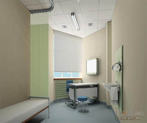 医院检查室装修效果图 3 6高清图片