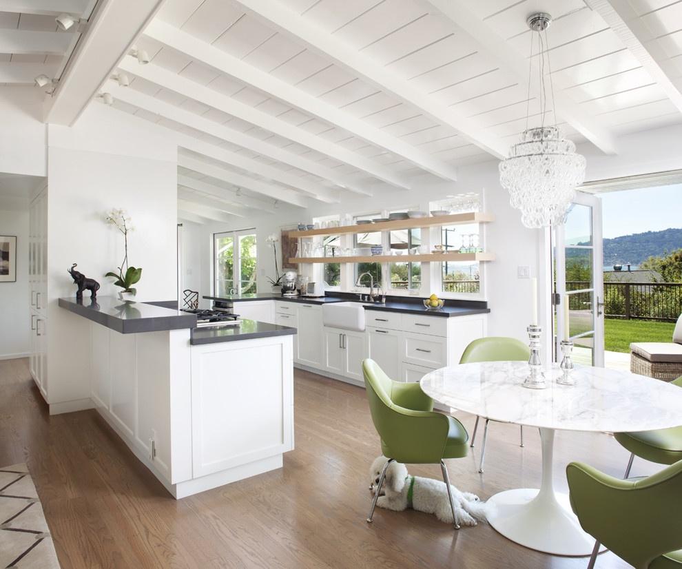 简欧厨房吧台装修效果图装修效果图 第3张 家居图库 九正家居网图片