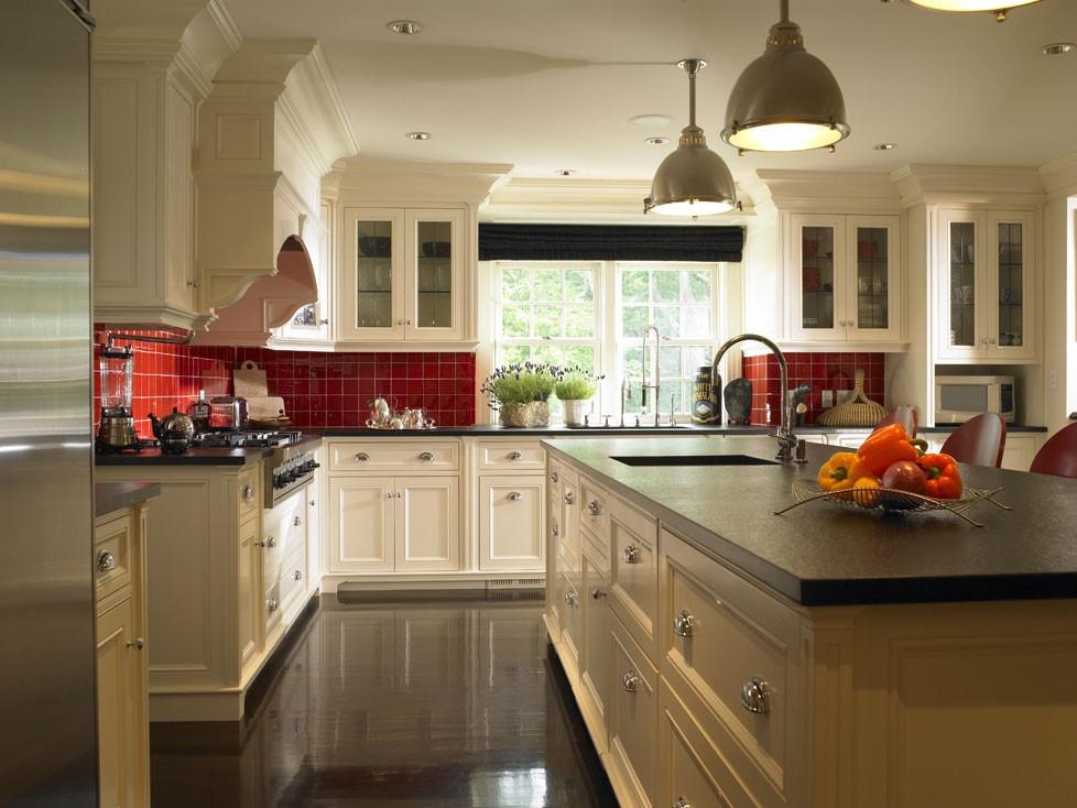 欧式厨房装修设计图片装修效果图