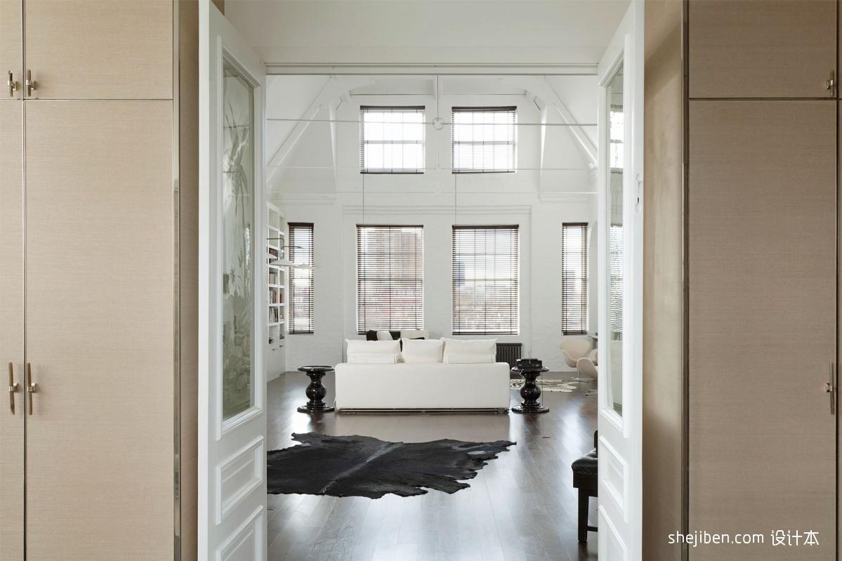 2013复式楼室内装修设计图 (11/30)