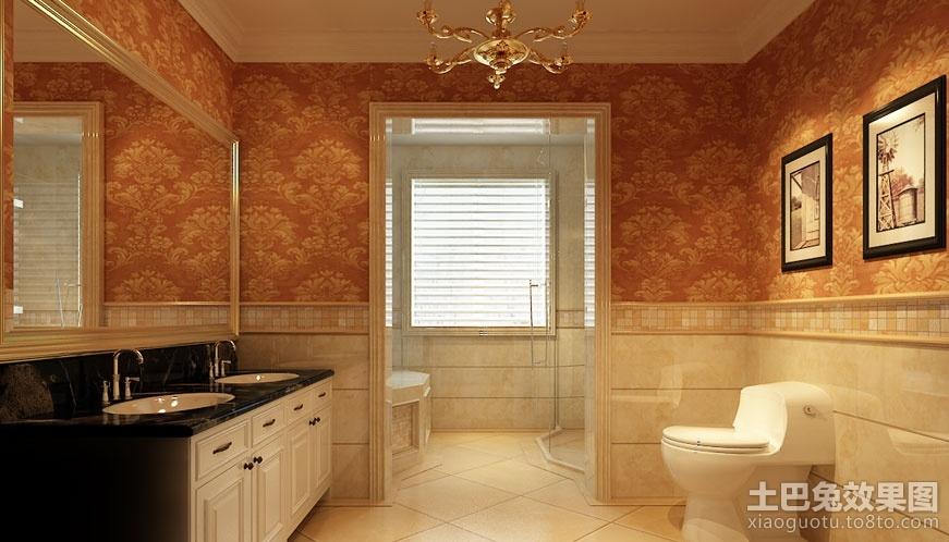 家居图库 家用卫生间设计效果图 > 第3张