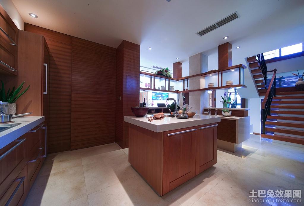 新中式开放式厨房装修效果图装修效果图_第8张 - 家居图片