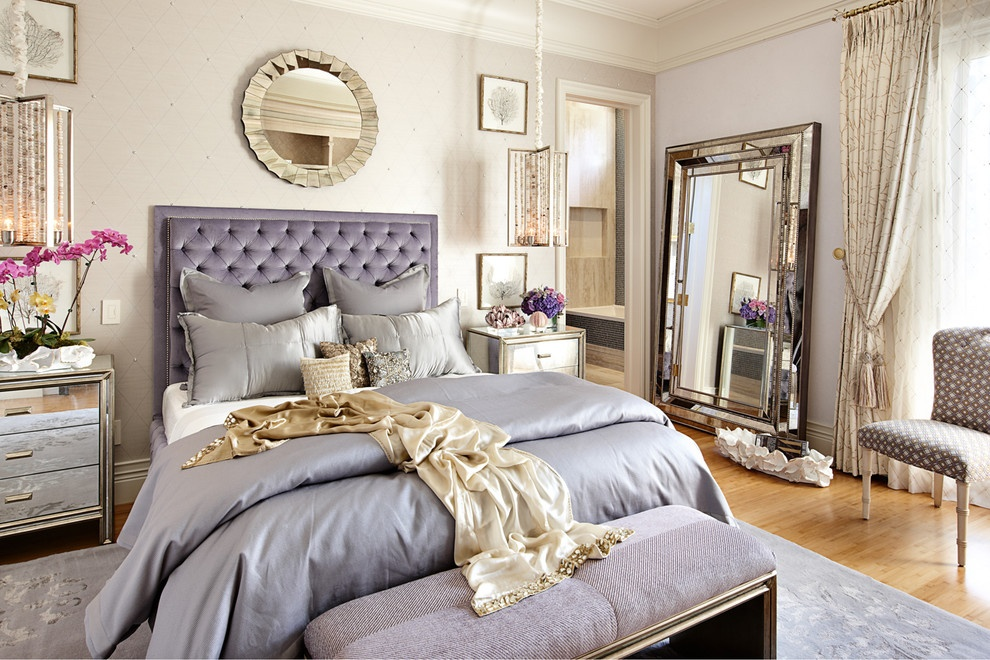 15平小卧室床头软包装修效果图大全