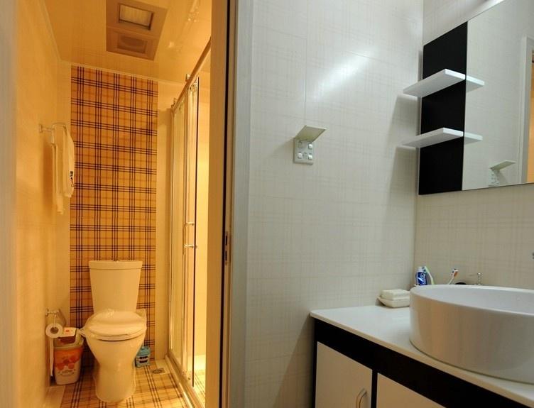 家居小卫生间装修效果图