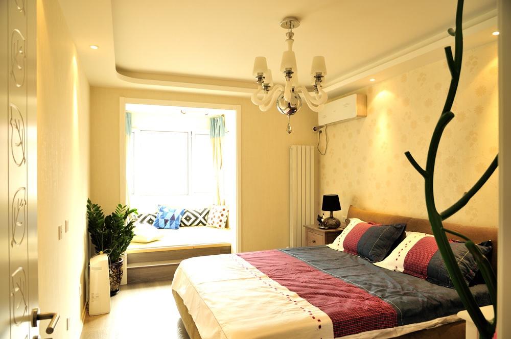 卧室装修效果图大全2010