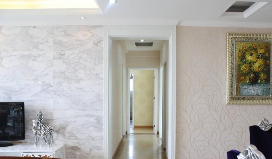 最新欧式走廊玄关装修效果图装修效果图