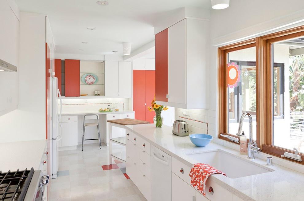 厨房简单装修效果图装修效果图