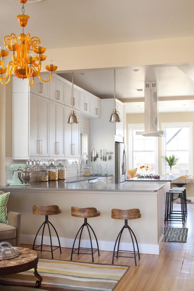 家居图库 欧式小厨房吧台装修效果图 > 第3张