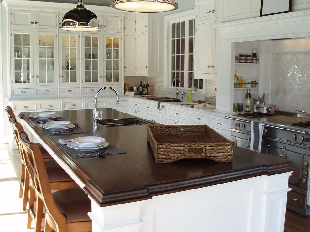 欧式厨房餐厅装修效果图大全2013图片 (2/10)