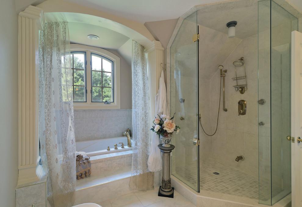 卫生间淋浴房设计装修效果图 第1张 家居图库 九正家居网
