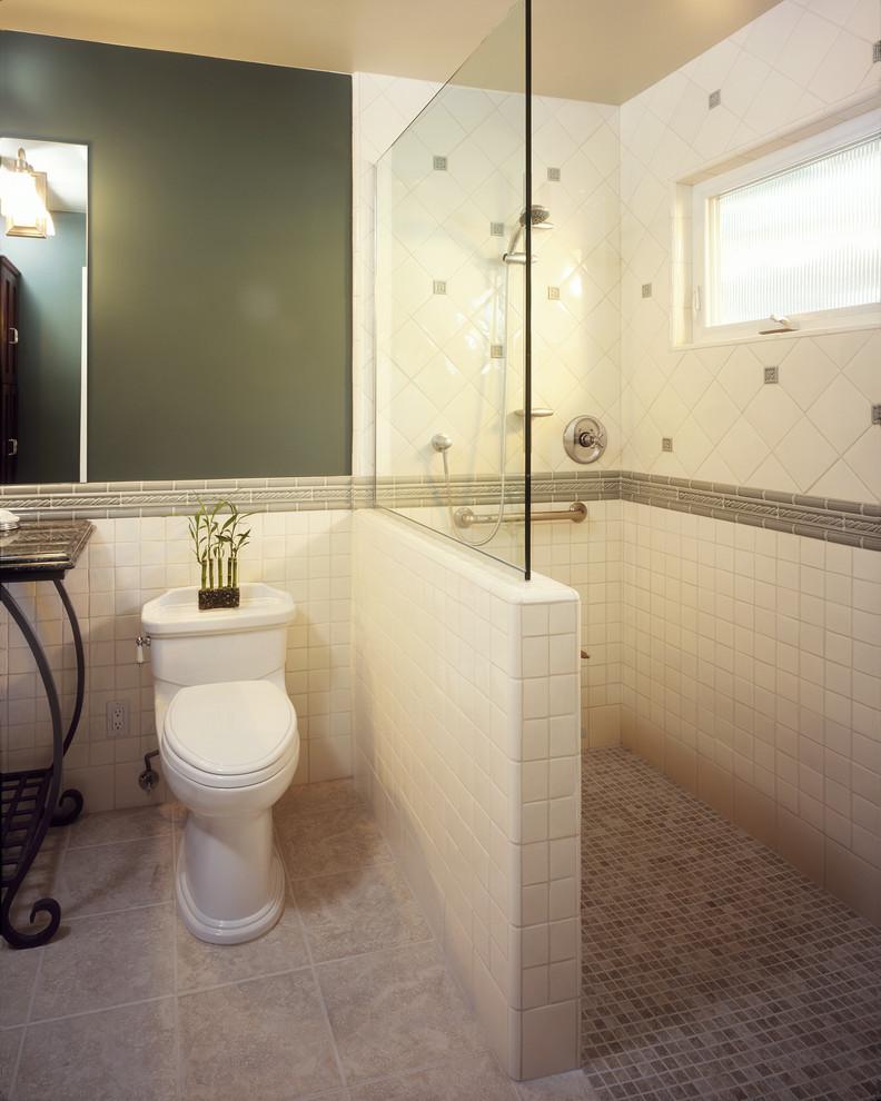 小卫生间淋浴房设计装修效果图 第4张 家居图库 九正家居网高清图片