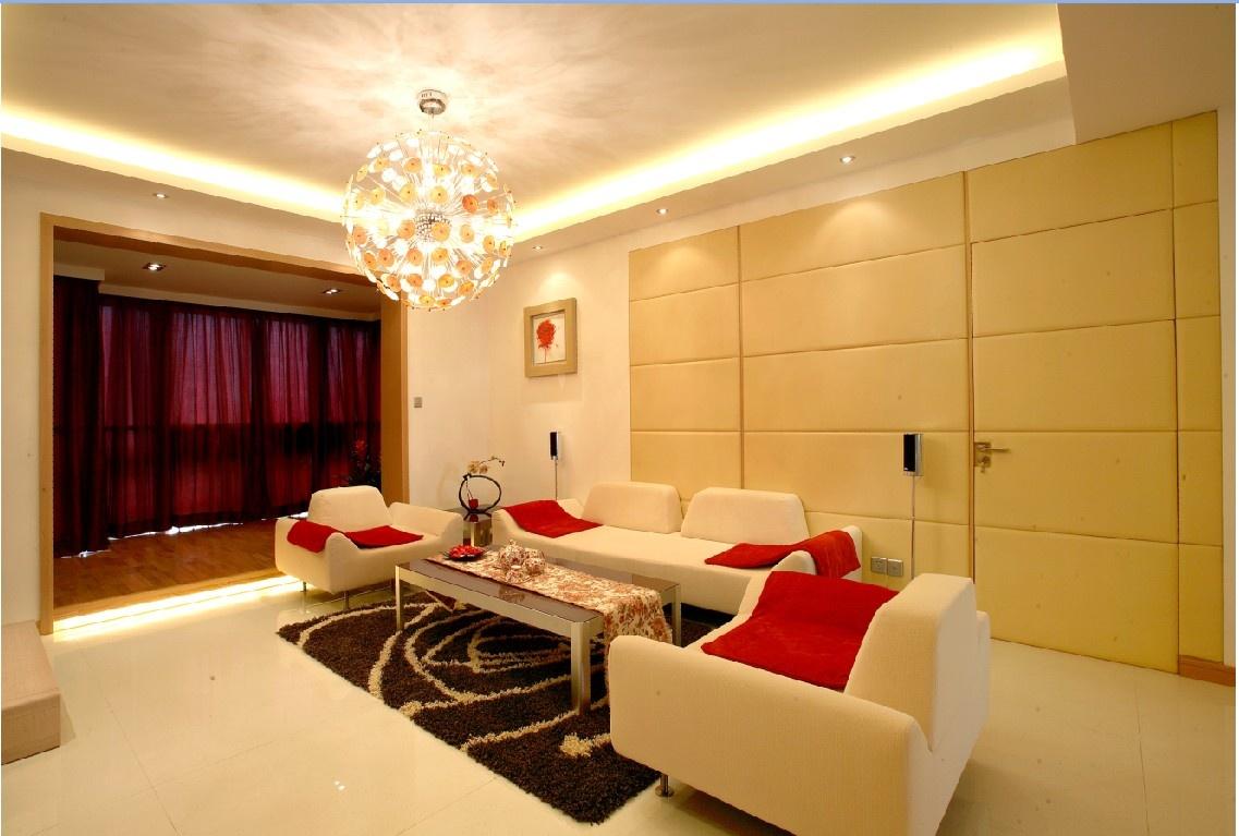 家居图库 120房子客厅装修设计图 > 第3张