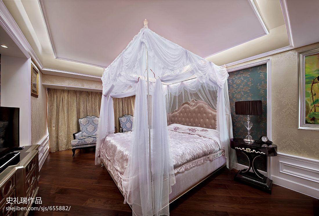 卧室床头背景墙设计 (12/16)