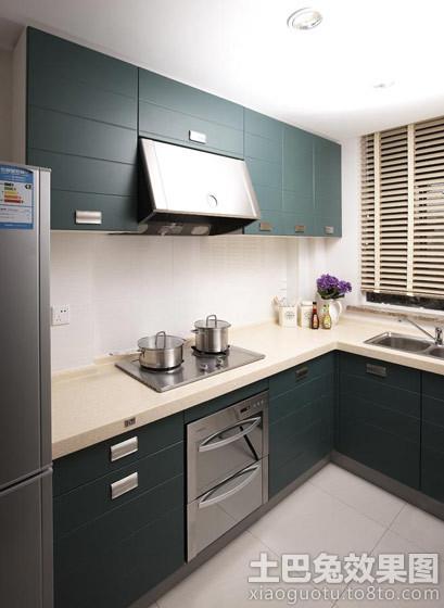 小厨房橱柜设计图欣赏装修效果图