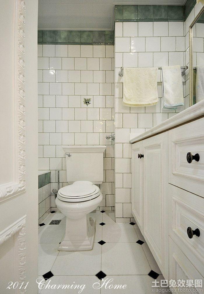 欧式卫生间瓷砖效果图_第1张 - 九正家居装修效果图