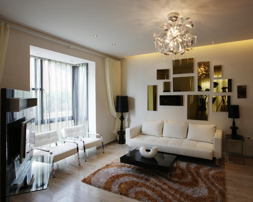 简约客厅吊灯造型设计