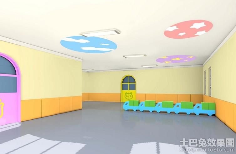 幼儿园室内装饰图片欣赏装修效果图