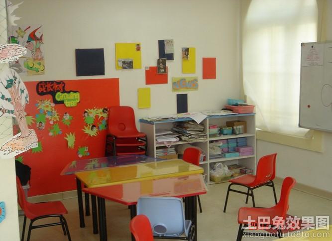 幼儿园室内装饰布置图片大全