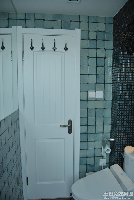 卫生间的隐形门效果图展示,现在卫生间装修都改用这一款!