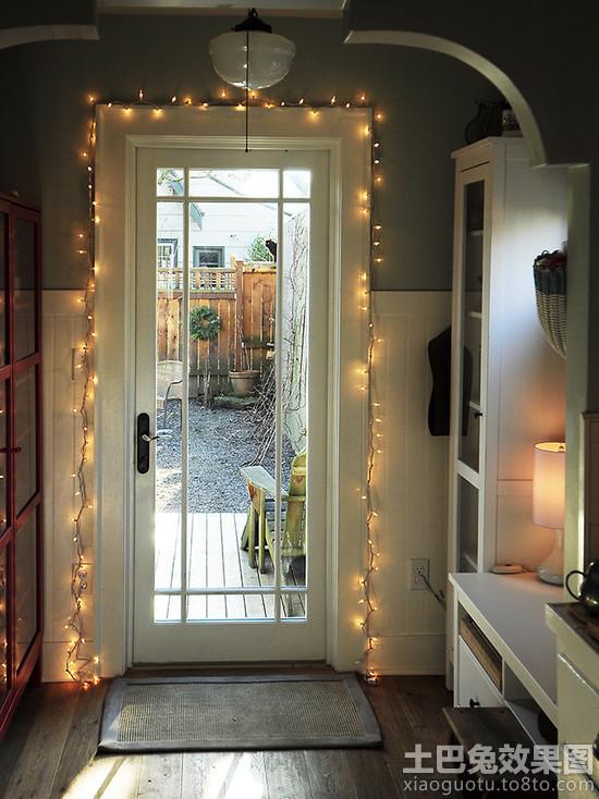 欧式风格厨房玻璃门效果图装修效果图