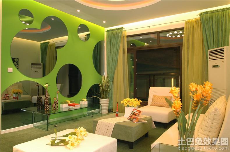 现代风格60平米两室一厅装修设计图片 (8/8)