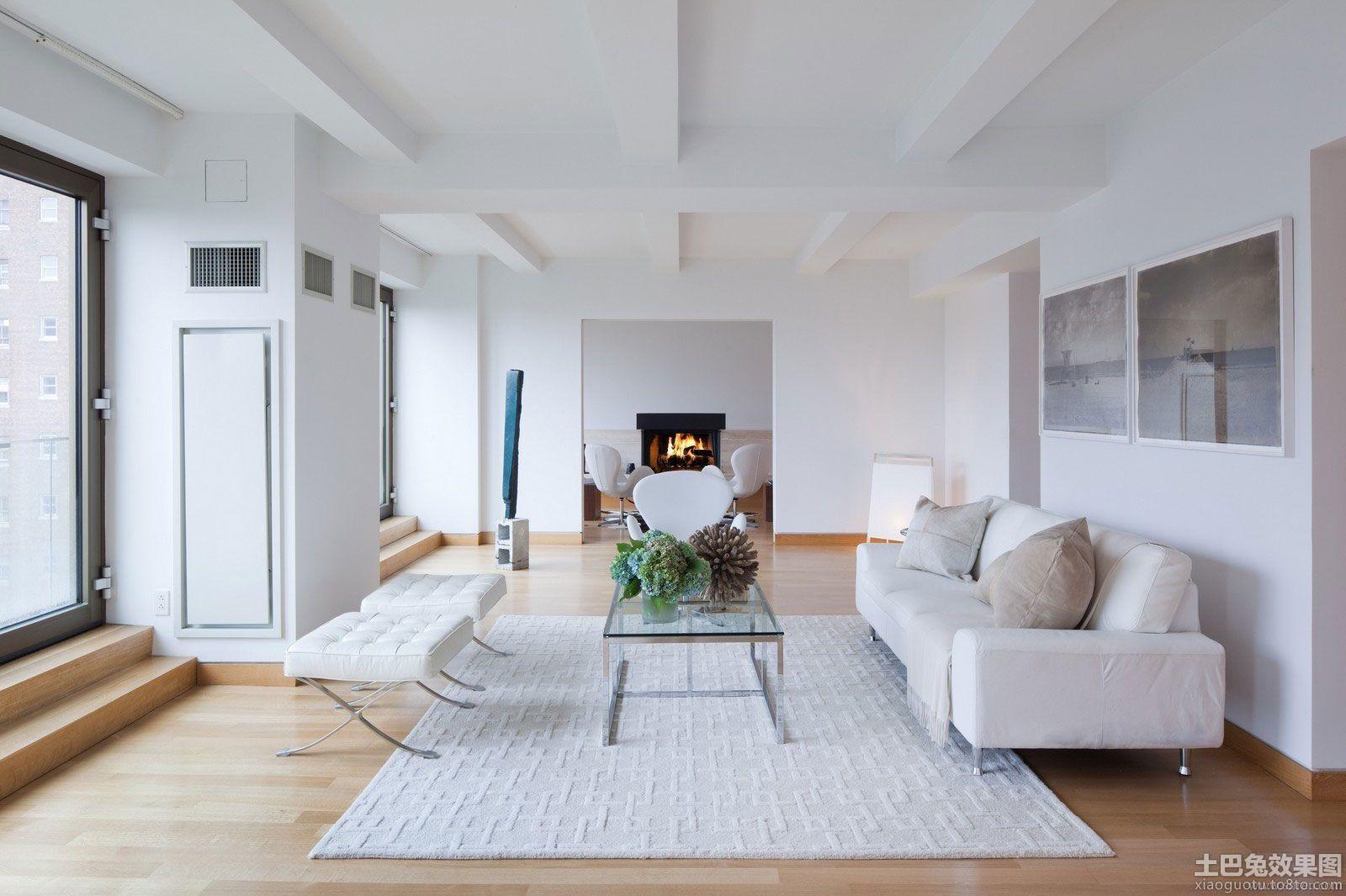 现代客厅家具摆放效果图片装修效果图