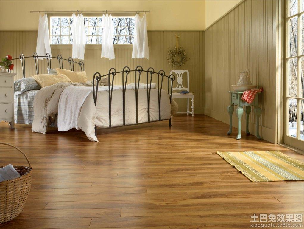 臥室三層實木復合地板圖片_第7張 - 九正家居裝修效果