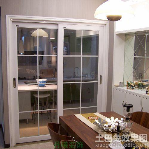 厨房钛镁合金门图片装修效果图 第7张 家居图库 九正家居网高清图片