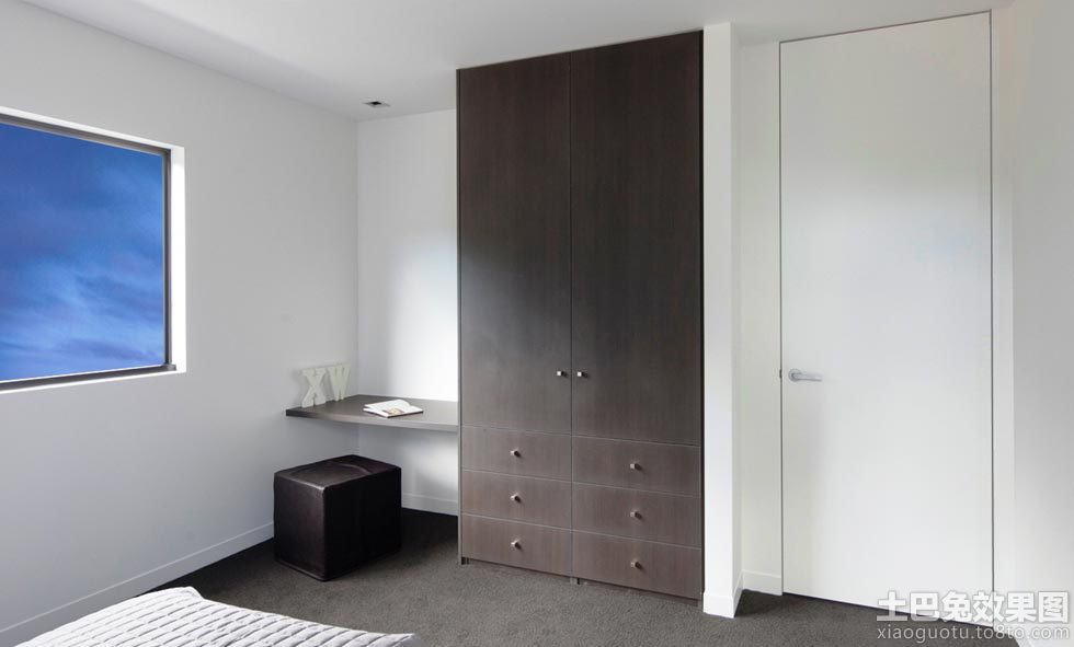 衣柜暗门效果图_第6张 - 九正家居装修效果图