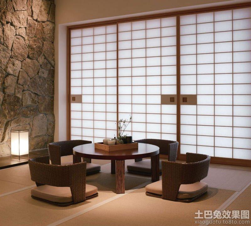 日式风格房间装修图片