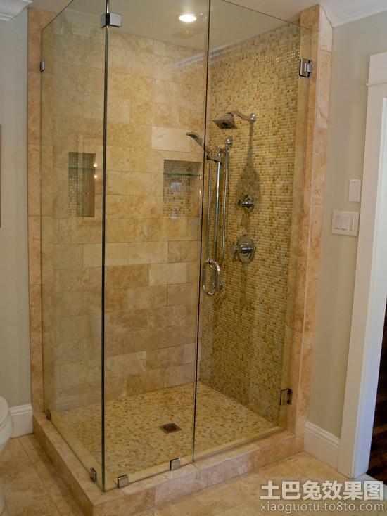 浴室玻璃门效果图大全_第8张 - 九正家居装修效果图