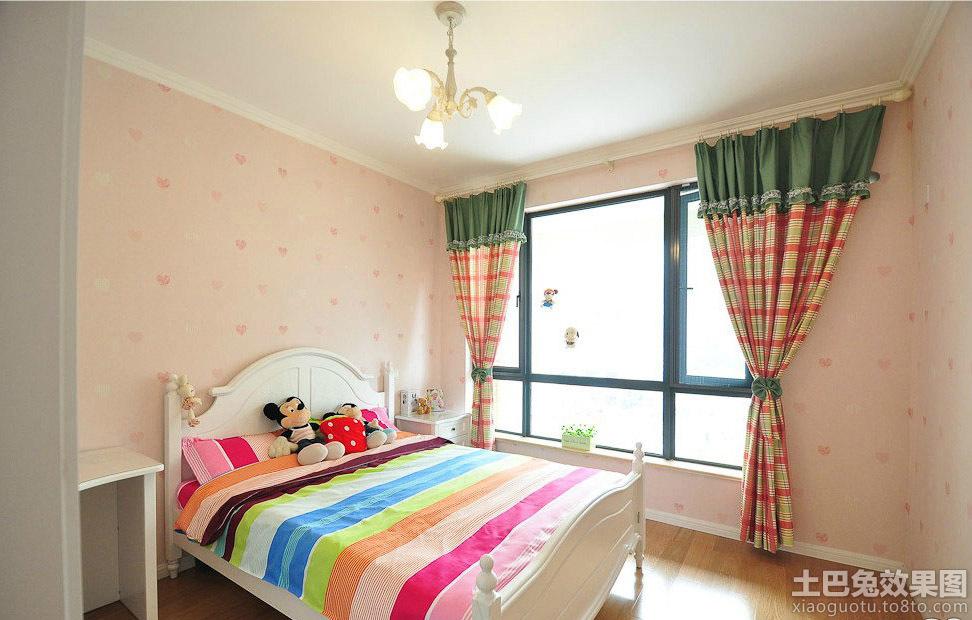 家居女孩的房间设计图欣赏 (9/10)图片