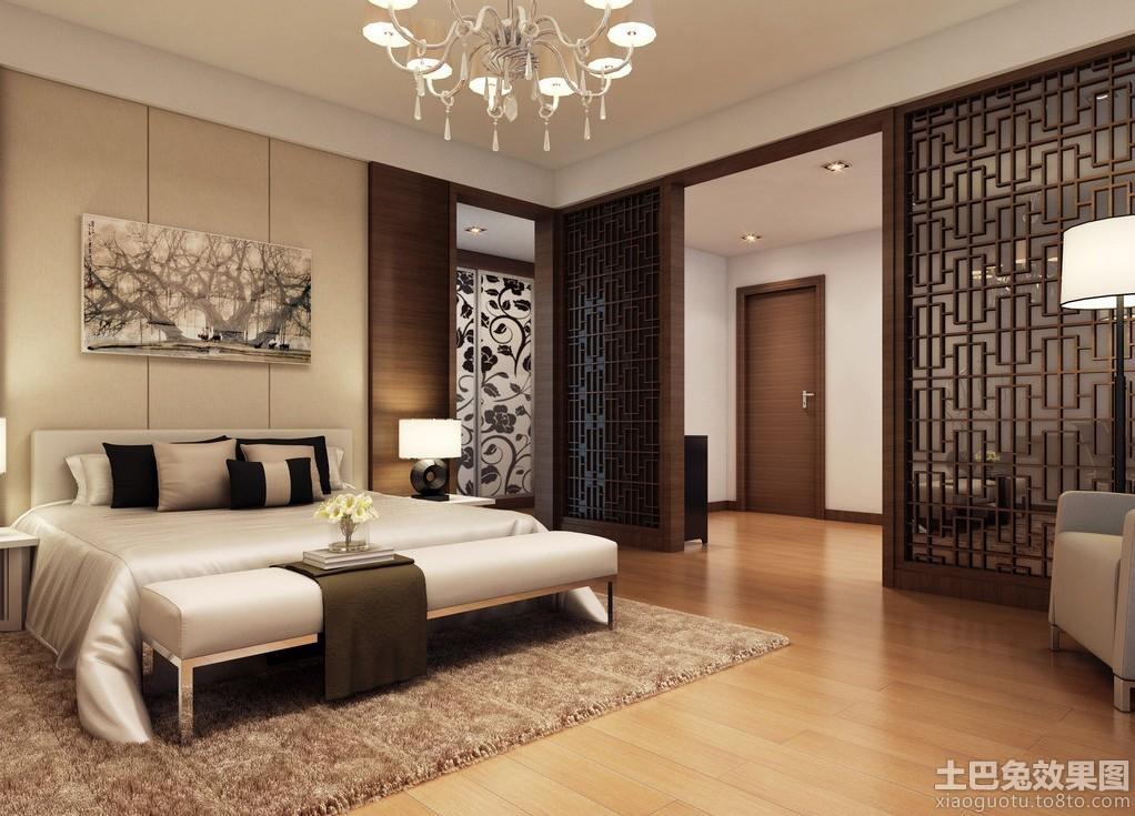 卧室浅色木地板效果图装修效果图 第10张 家居图库 九正家居网图片