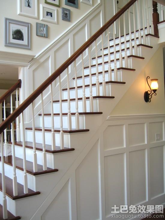 楼梯护墙板效果图装修效果图