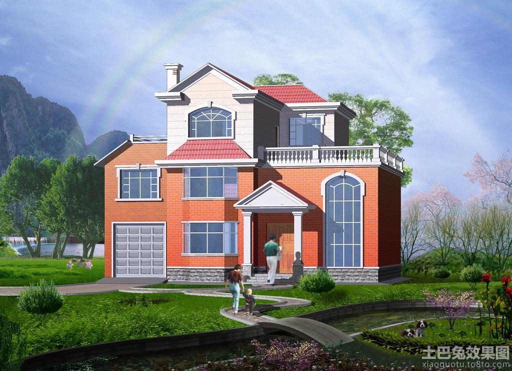 新农村自建房设计图大全装修效果图